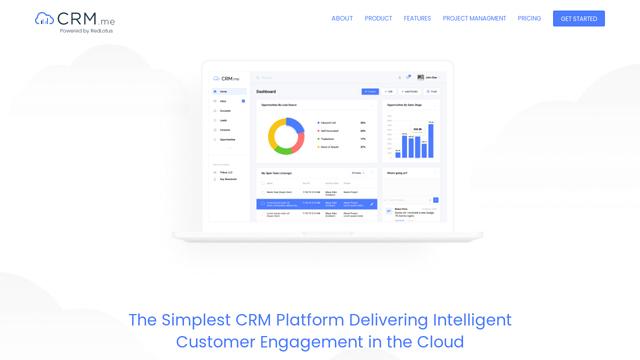 CRM.me API koppeling