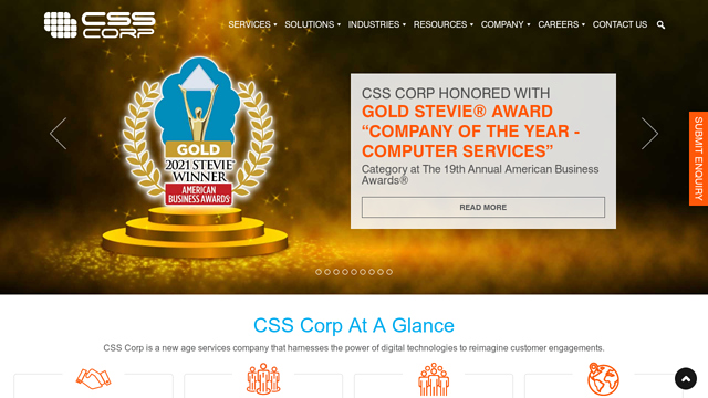 CSS API koppeling