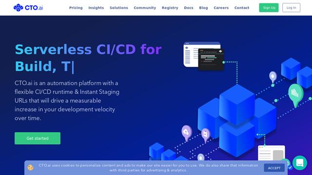 CTO.ai API koppeling