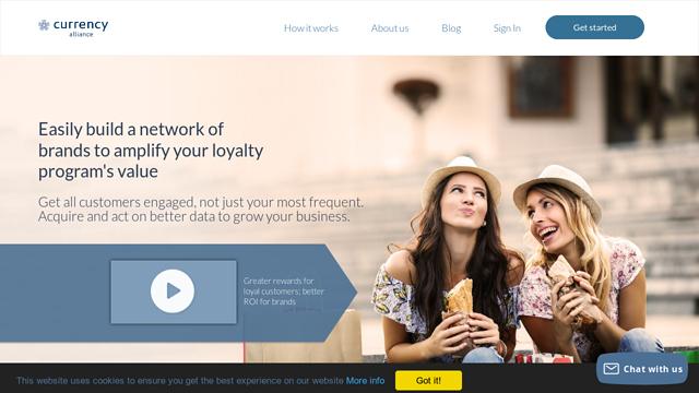 Currency-Alliance API koppeling