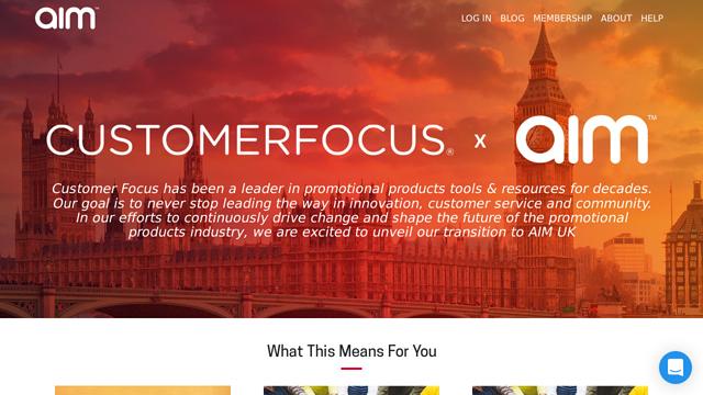 Customer-Focus API koppeling