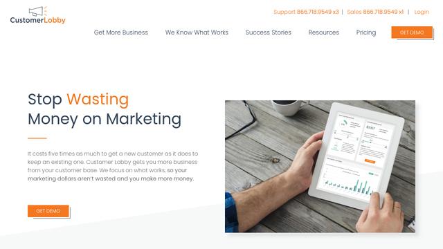 CustomerLobby API koppeling