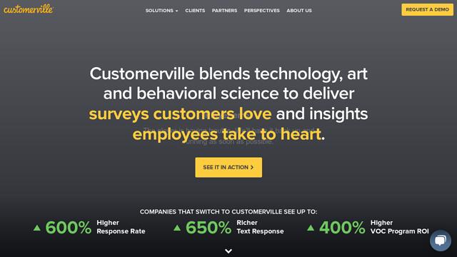 Customerville API koppeling