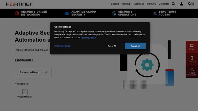 CyberSponse API koppeling