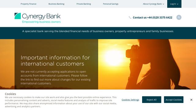 Cynergy-Bank API koppeling