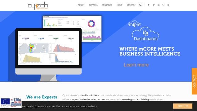 CytechMobile API koppeling