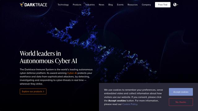 Darktrace API koppeling