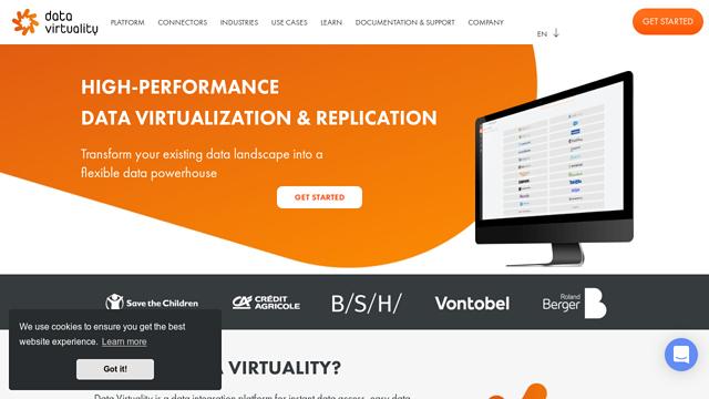 Data-Virtuality API koppeling