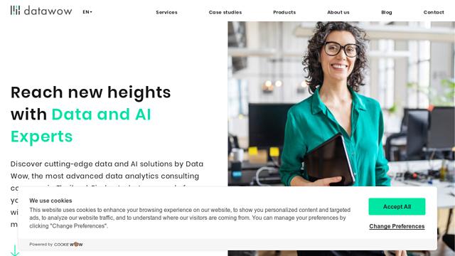 Data-Wow-Co. API koppeling