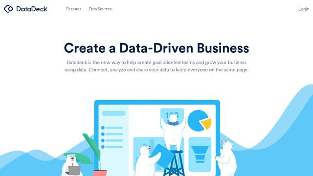 Datadeck API koppeling
