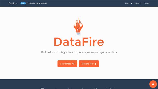 DataFire API koppeling