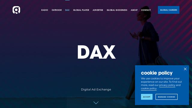 Dax API koppeling