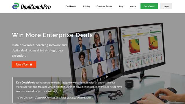 DealCoachPro API koppeling