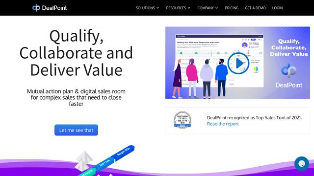 DealPoint.io API koppeling