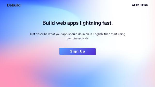 Debuild API koppeling