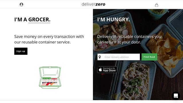 DeliverZero API koppeling