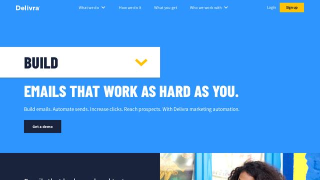 Delivra API koppeling