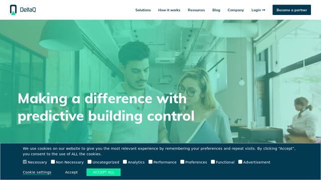 DeltaQ API koppeling