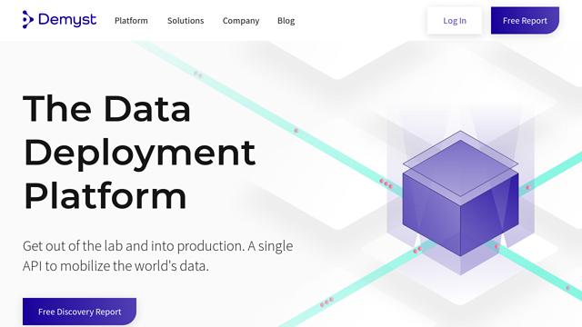 Demyst API koppeling