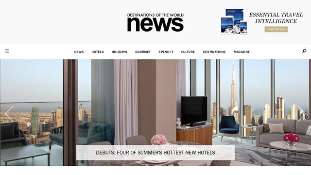 Destinations-of-the-World-News API koppeling