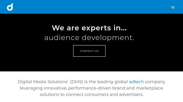 Digital-Media-Solutions API koppeling