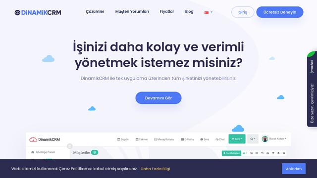 DinamikCRM API koppeling