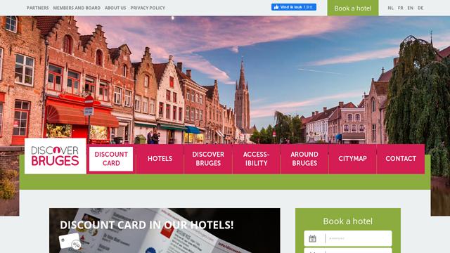 Discover-Bruges API koppeling
