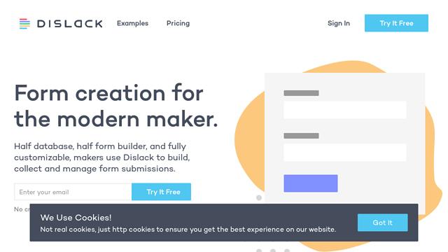 Dislack API koppeling