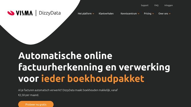 DizzyData API koppeling