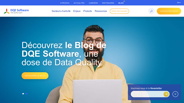 DQE-Software API koppeling