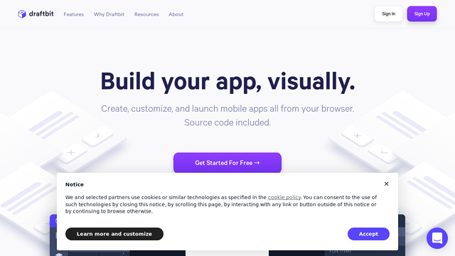 Draftbit API koppeling