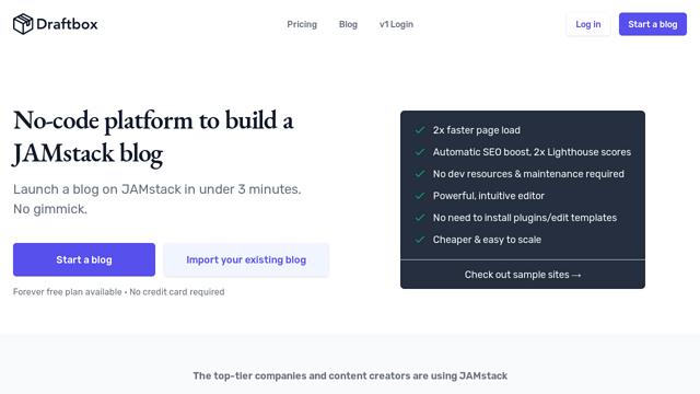 Draftbox API koppeling