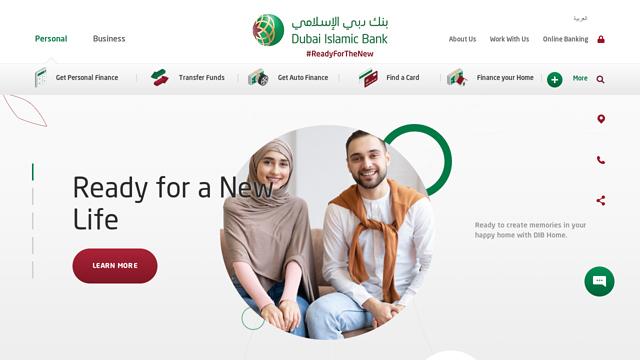 Dubai-Islamic-Bank API koppeling