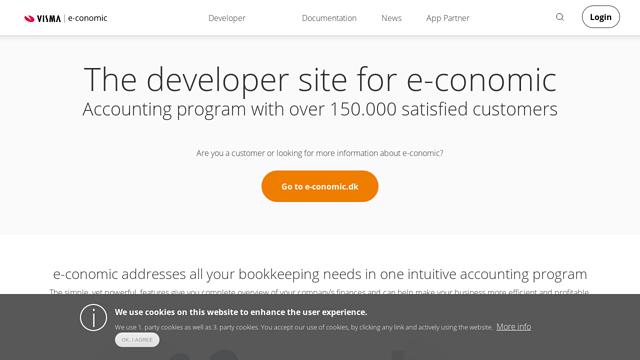 e-conomic API koppeling