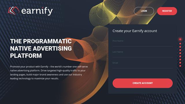 Earnify API koppeling
