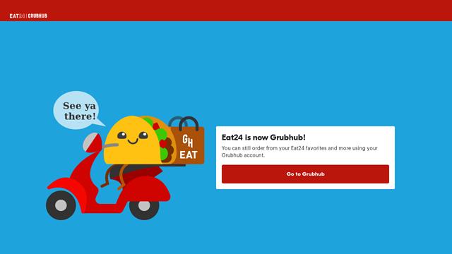 Eat24 API koppeling
