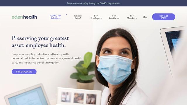 Eden-Health API koppeling