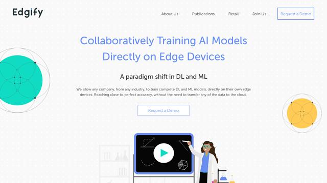 Edgify API koppeling