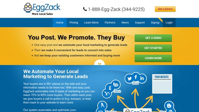 Eggzack API koppeling