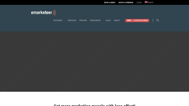 emarketeer API koppeling