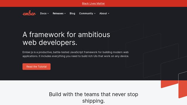 EmberJS API koppeling