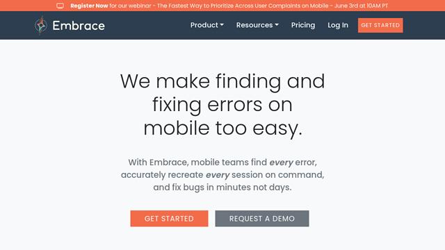 Embrace API koppeling