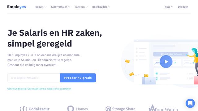 Employes API koppeling