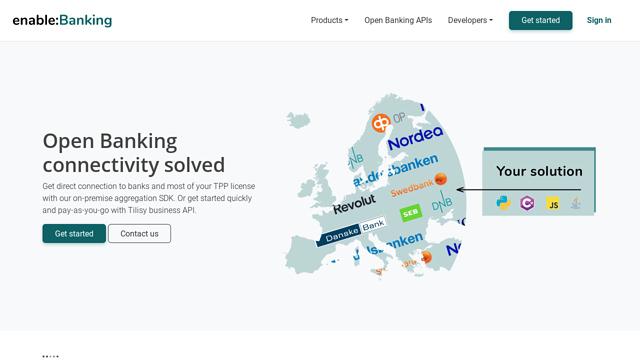 Enable-Banking API koppeling