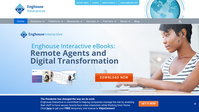 Enghouse-Interactive API koppeling