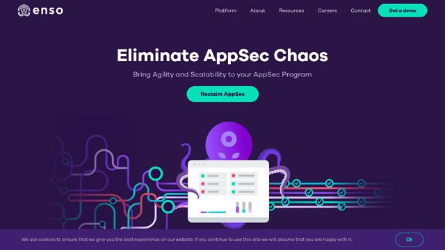 Enso-Security API koppeling