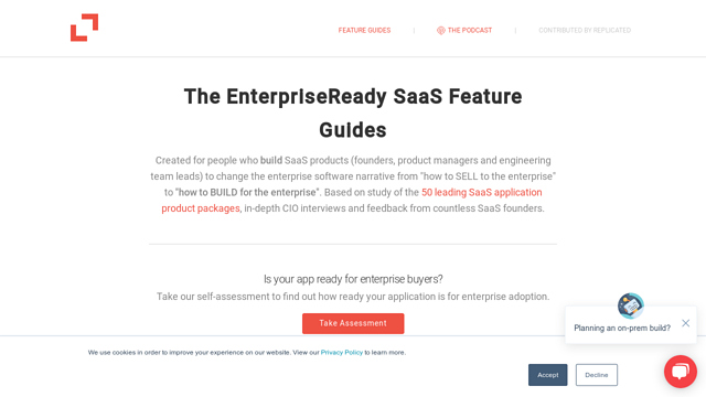 EnterpriseReady---Build-SaaS-Features-Enterprises-Love API koppeling