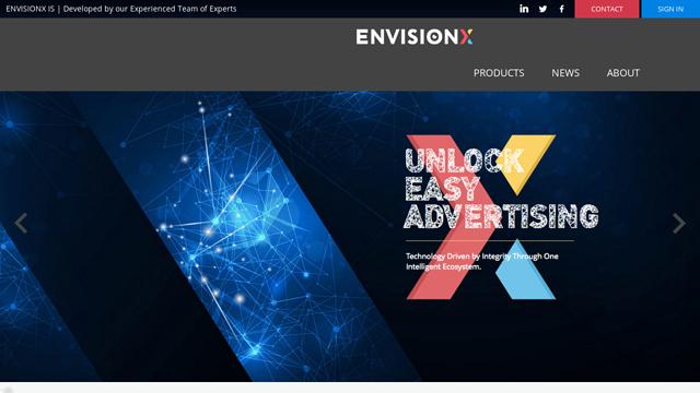 EnvisionX API koppeling
