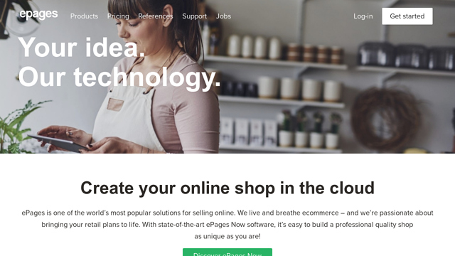 ePages API koppeling