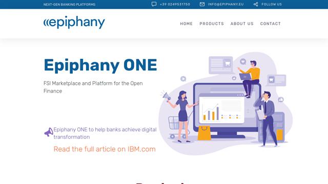 Epiphany API koppeling